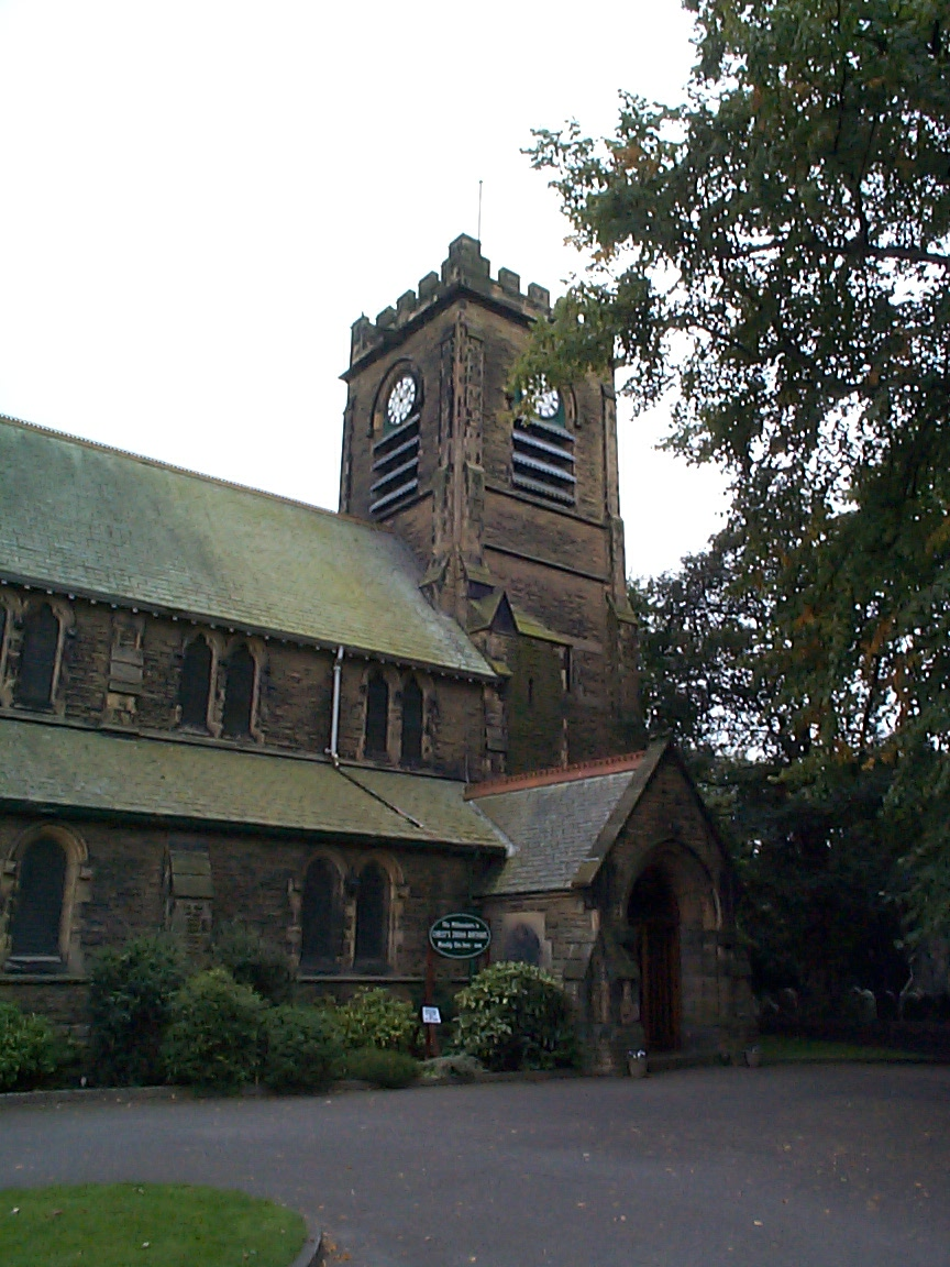 St. Andrew's Church, Maghull